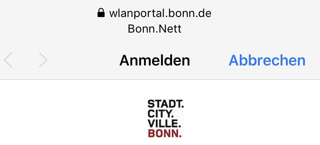 Stadtverwaltung Bonn baut WLAN-Angebot aus