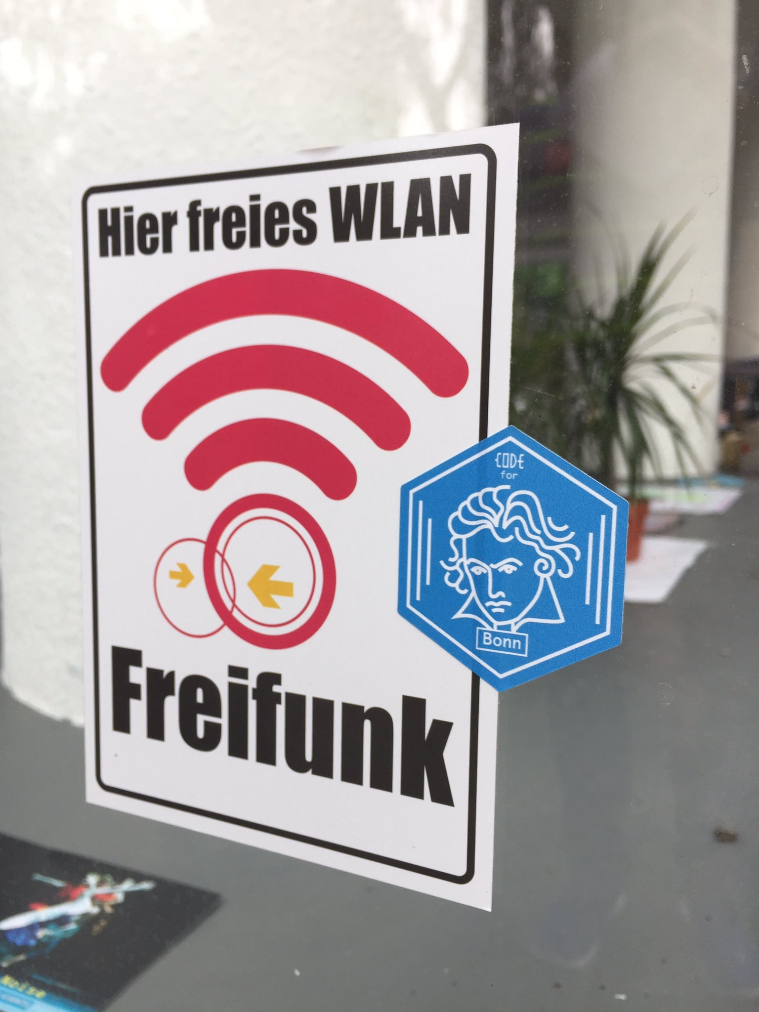 Stadt Bonn fördert Digitale Communities – Freifunk
