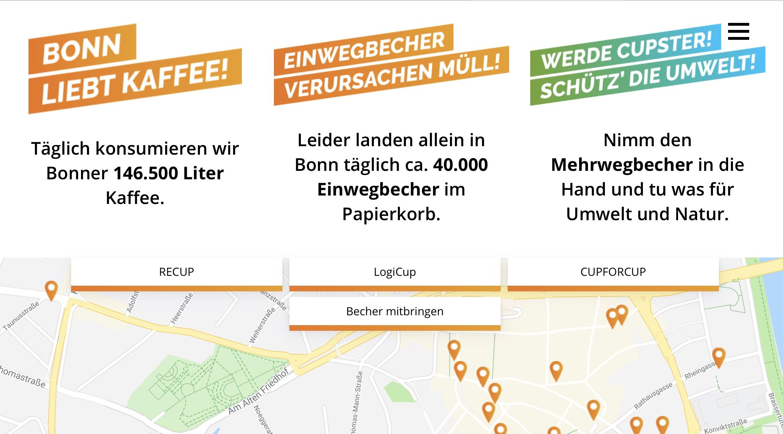 Bonn geht den Mehrweg