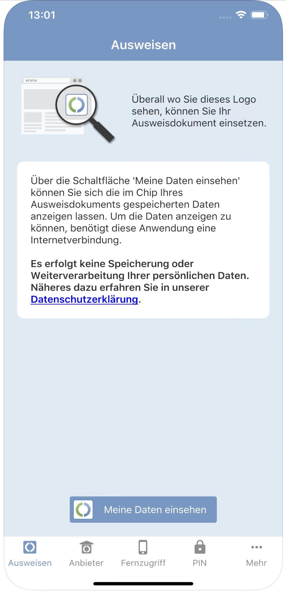 Personalausweis – Online-Ausweisfunktion auch für iOS-Geräte