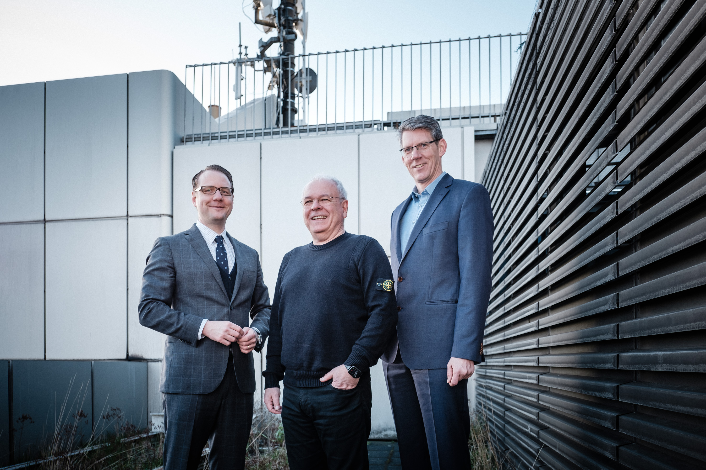 Gemeinsames Pilotprojekt von Stadt und Stadtwerken: Aufbau eines LoRaWAN-Funknetzes