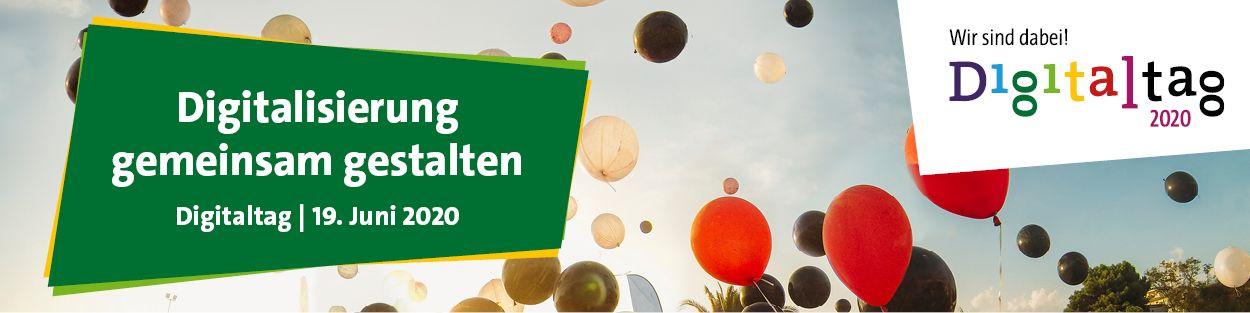 Stadt Bonn nimmt am 19. Juni am Digitaltag 2020 teil