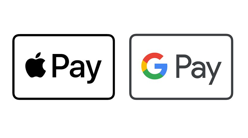 Im Bürgeramt kann jetzt mit ApplePay und GooglePay gezahlt werden