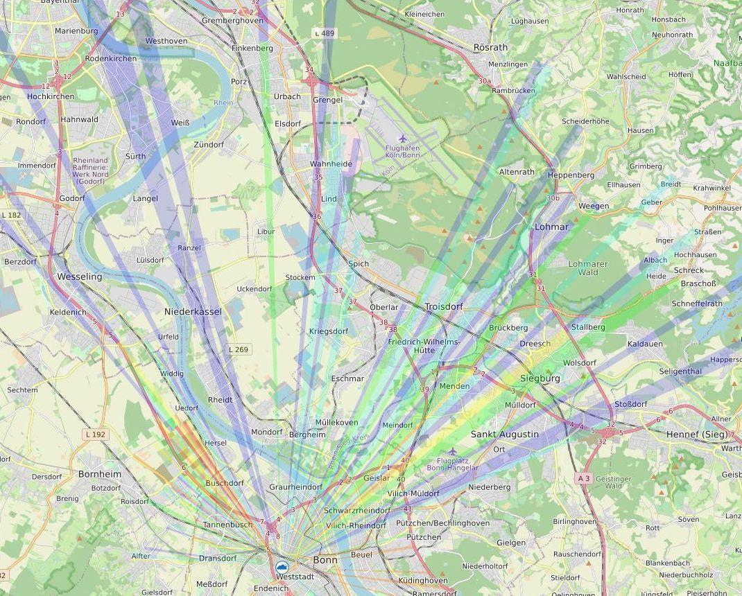 Bonn unterstützt die LoRaWAN Initiative The Things Network