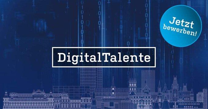 Wir suchen Digital-Talente